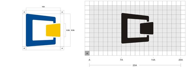 超伦飞智能科技有限公司所属标识及意义   1,色彩:以蓝色代表高科技